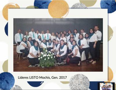 Muchísimas felicidades por su cierre de diplomado Líderes LISTO Mochis Gen. 2017